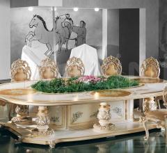 Итальянские столы для конференц зала - Стол 925/C фабрика Silik