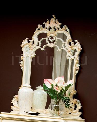 Настенное зеркало Elena 725/M Silik