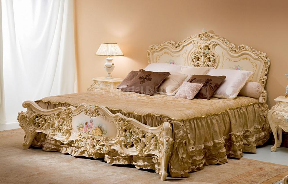 Кровать Iride 711 Silik