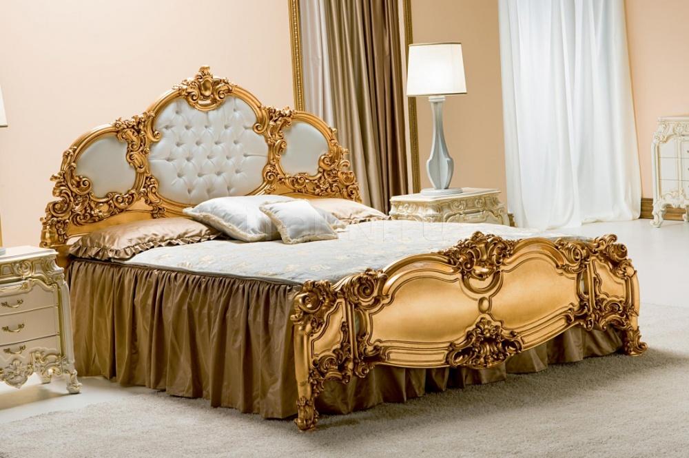 Кровать Pandora 7752 Silik