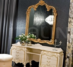 Итальянские столики туалетные - Туалетный столик Pandora 7757 фабрика Silik