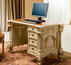 Итальянские кабинет - Письменный стол Giove 9924 фабрика Silik