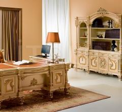 Итальянские кабинет - Письменный стол Giove 9925 фабрика Silik