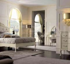 Кровать 2125 C/2126 C фабрика Giorgiocasa