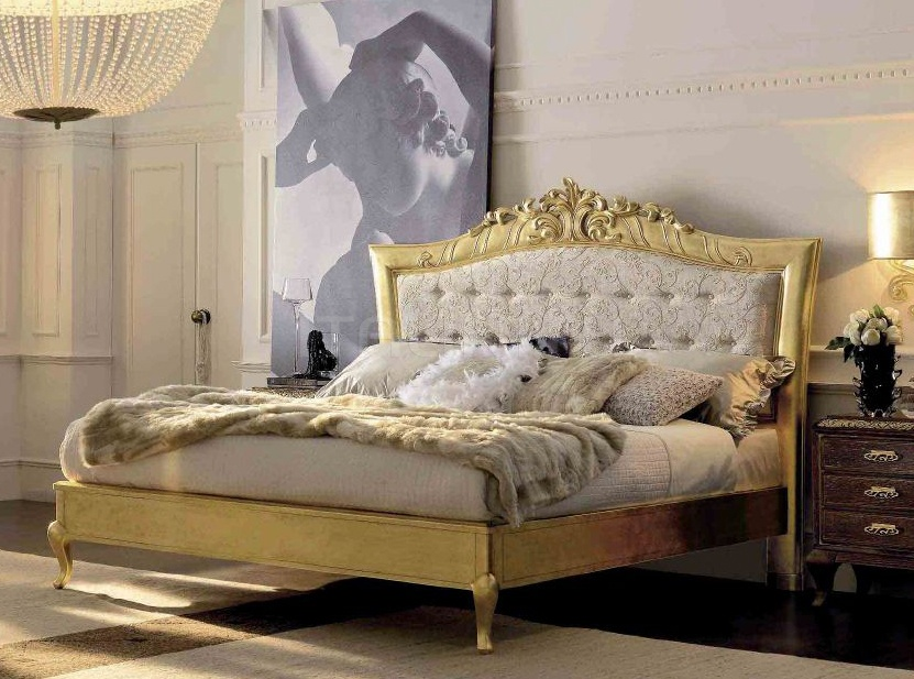 Кровать 2122 ORO/2123 ORO Giorgiocasa