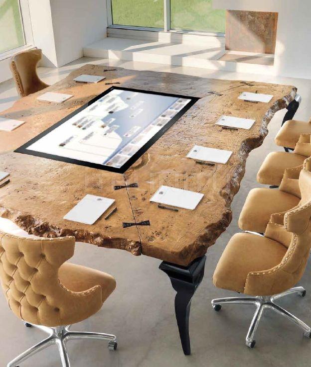 Письменный стол Sidney 109 Nero Lucido Bizzotto