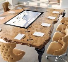 Письменный стол Sidney 109 Nero Lucido фабрика Bizzotto