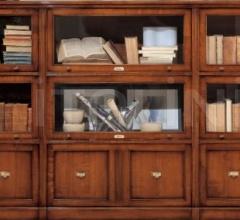 Библиотека Taormina CL004 фабрика Bizzotto