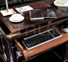 Итальянские компьютерные столы - Компьютерный стол C063 NC фабрика Bizzotto