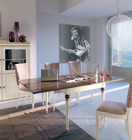 Раздвижной стол C083 Bizzotto