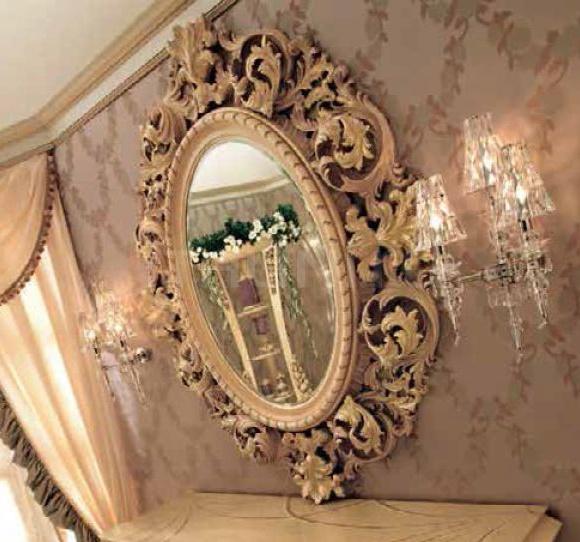 Настенное зеркало 7960 Riva Mobili D`Arte