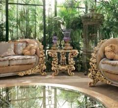 Двухместный диван 9162 фабрика Riva Mobili D`Arte