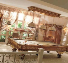 Итальянские бильярдные, игровые столы - Бильярдный стол 7250 фабрика Riva Mobili D`Arte