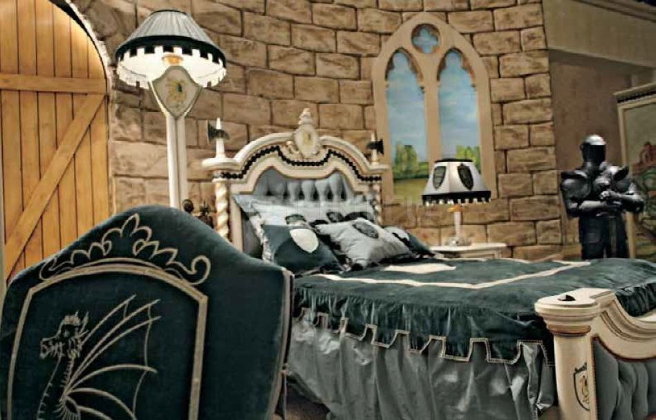 Кровать 7600 Riva Mobili D`Arte