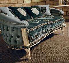 Двухместный диван 7615 фабрика Riva Mobili D`Arte