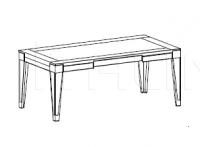 Письменный стол 36.51 C11 Arca