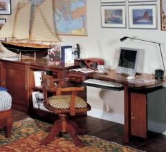 Итальянские письменные столы - Письменный стол ES023 фабрика Arca