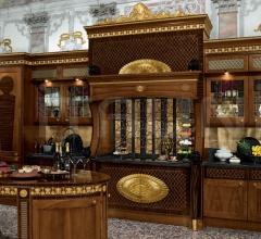 Итальянские элементы кухни - Кухня-остров Majestic Jbancone F6 фабрика Arca