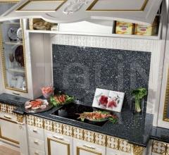 Итальянские угловые кухни - Кухня Prestige G11 фабрика Arca
