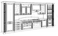 Кухня Premiere P10 Arca