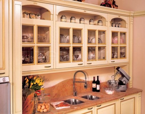 Кухня Victoria V13 Bianco Antico Arca