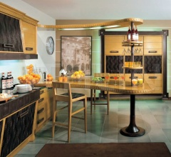 Кухня Orizzonte R13 фабрика Arca