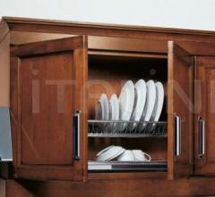 Итальянские угловые кухни - Кухня Quadra 1 фабрика Arca