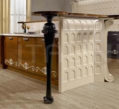 Итальянские элементы кухни - Кухня-остров Continental Nbancone фабрика Arca