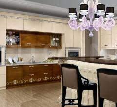 Кухня-остров Continental Nbancone фабрика Arca
