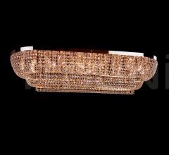 Итальянские подвесные светильники - Подвесной светильник 1555/34PL фабрика Beby Group