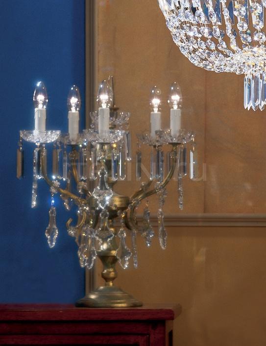 Настольная лампа 1590/6+8 Beby Group