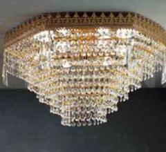 Итальянские потолочные светильники - Потолочная лампа 1900 фабрика Beby Group