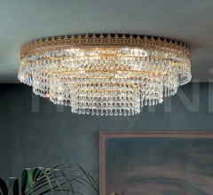 Итальянские потолочные светильники - Потолочная лампа 1600 фабрика Beby Group