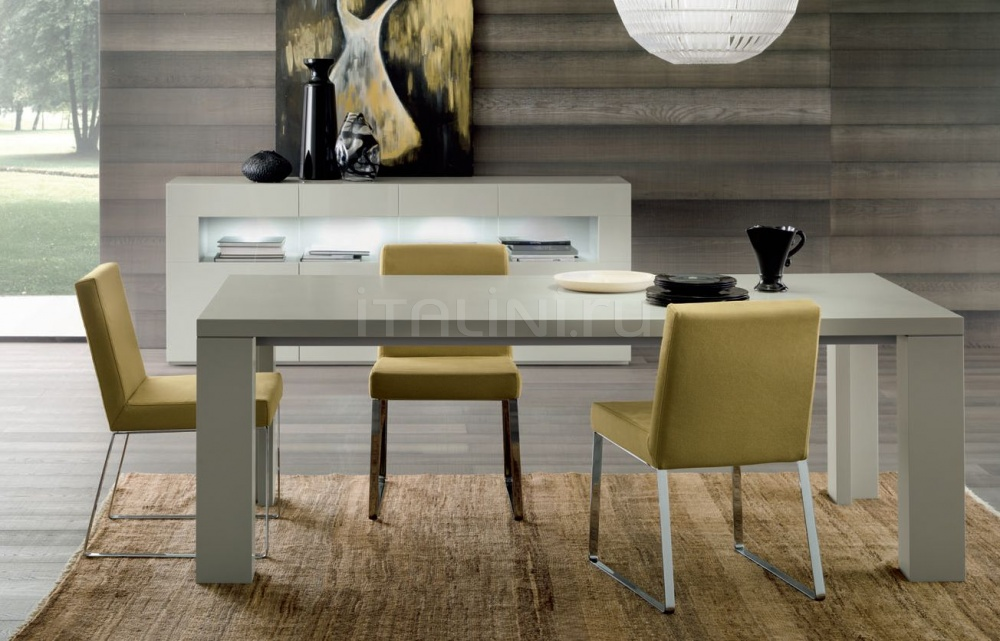 Раздвижной стол Class 2.0 CLS01 Cenere Alf