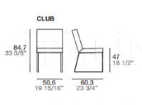 Стул Club Alf