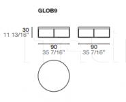 Столик Glob 2.0 Alf
