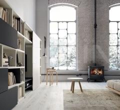 Модульная система My Space Oslo Bianco фабрика Alf