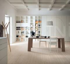Книжный стеллаж My Space Amsterdam Bianco фабрика Alf