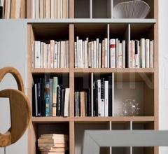 Книжный стеллаж My Space Copenaghen фабрика Alf