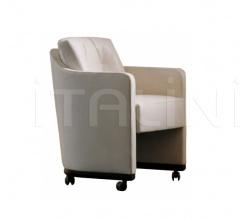 Итальянские кресла офисные - Кресло MUSA 60981 фабрика Giorgetti