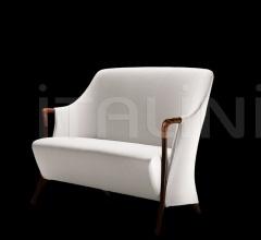 Двухместный диван PROGETTI 63262 фабрика Giorgetti