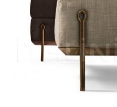 Двухместный диван AGO фабрика Giorgetti