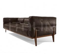 Трехместный диван AGO фабрика Giorgetti