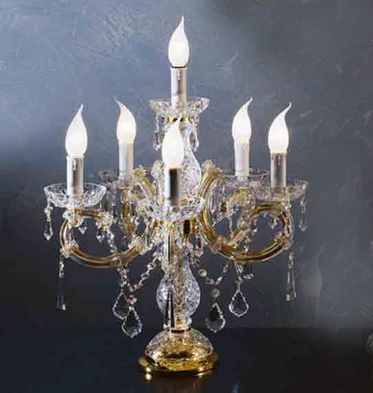 Настольная лампа 765/5+1L Beby Group