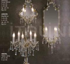 Итальянские настенные зеркала - Настенное зеркало 400/2S фабрика Beby Group
