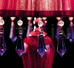 Итальянские настольные светильники - Настольная лампа 7700L01 Red Sensuelle фабрика Beby Group