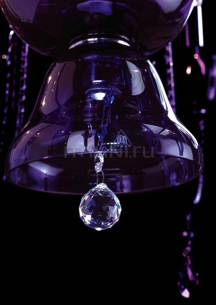 Люстра 7700B05 Violet Mystique Light Beby Group