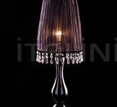 Итальянские настольные светильники - Настольная лампа 7700L01 Black Chic фабрика Beby Group