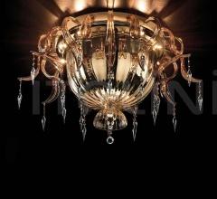 Итальянские потолочные светильники - Потолочная лампа 7810Q01 фабрика Beby Group