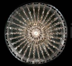 Итальянские потолочные светильники - Потолочная лампа 0150Q01 фабрика Beby Group